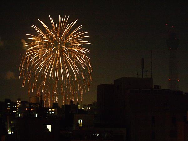 隅田川花火大会2010